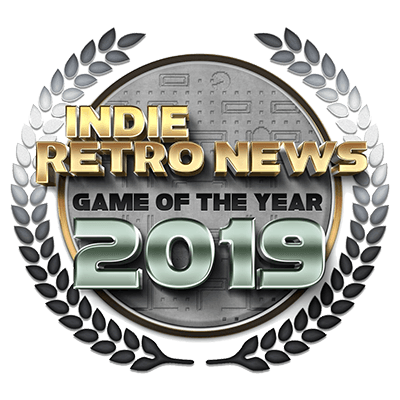 Indie Retro News 2019 Game Of The Year Award