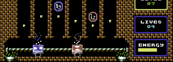Don't Break The Balls for the Commodore 64 is now available !