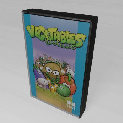 Vegetables Deluxe - ZX Spectrum Tape