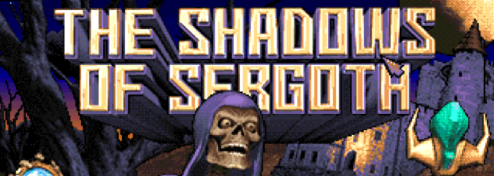 The Shadows Of Sergoth for the Commodore Amiga is now available for pre-order